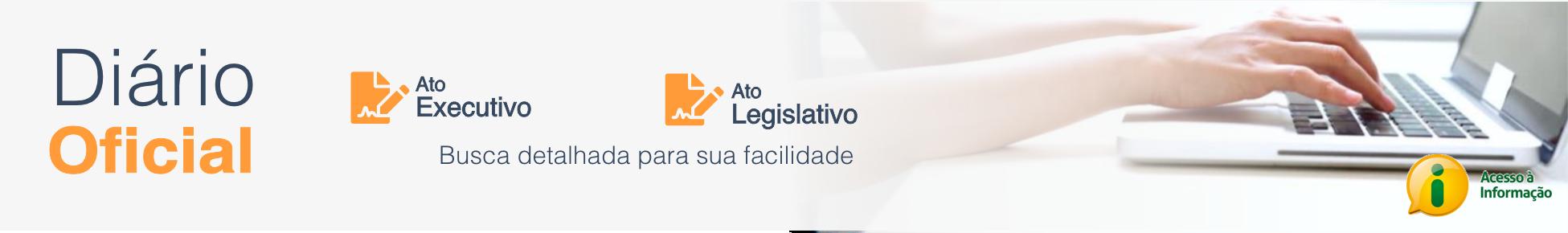 Banner Diário Oficial